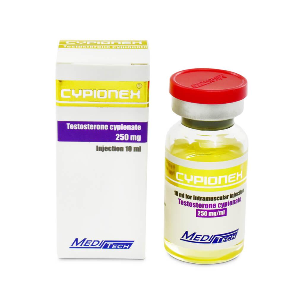 Buy Cypionex [Testosterone Cypionate 2500mg] - 10 ml - Meditech