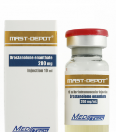 Masteron BD [Drostanolone Propionate 1000mg] - 10ml