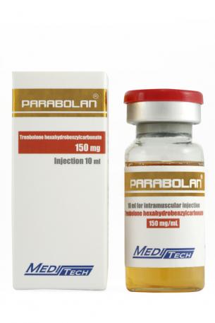 Parabolan [Trenbolone Hexahydrobenzylcarbonate 1500mg] - 10ml - Meditech