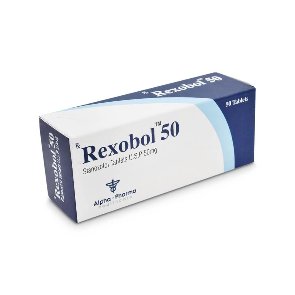 Buy Pure Rexobol 50 online