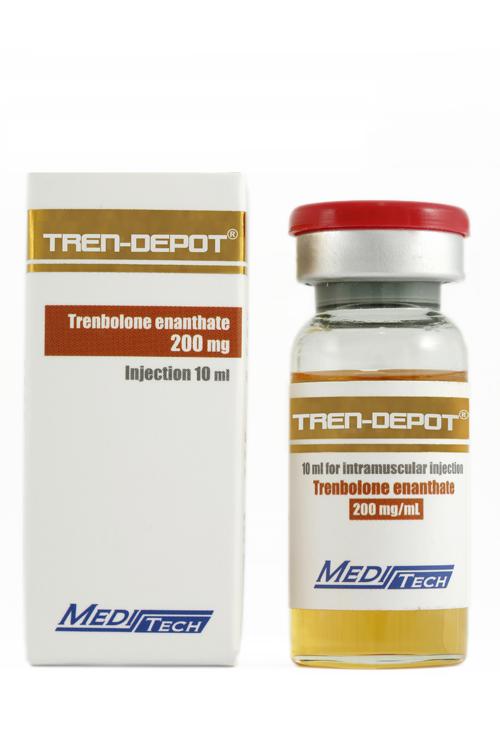 Buy Tren-Depot [Trenbolone Enanthate 2000mg] - 10ml - Meditech
