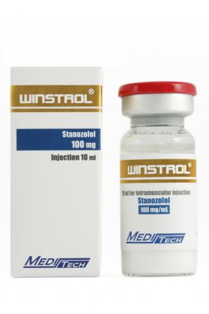 Winstrol [Stanozolol Injection 1000mg] - 10ml - Meditech