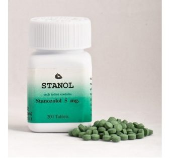 Stanol - [Stanozolol 5mg 200 Tablets]
