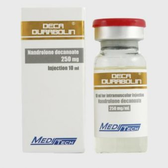 Deca Durabolin [Nandrolone Decanoate 2500mg] - 10ml - Meditech
