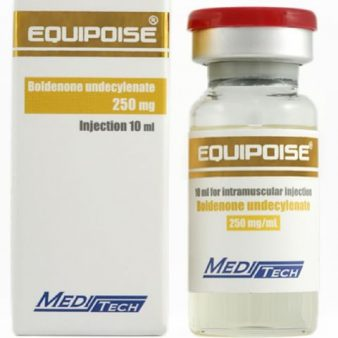 Equipose [Boldenone Undecylenate 2500mg] - 10ml - Meditech