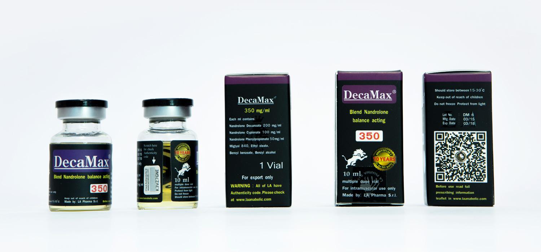 Buy Deca Max Nandrolone Blend 3500mg 10ml La Pharma