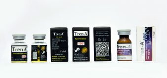 Tren A [Trenbolone Acetate 1000mg] - 10ml - LA Pharma