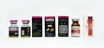 Tren E [Trenbolone Enanthate 2000mg] - 10ml - LA Pharma