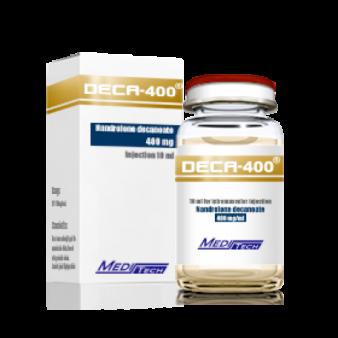 Deca 400 [Nandrolone Decanoate 400mg] - 10ml - Meditech