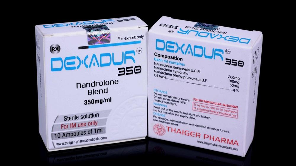 Dexadur thaiger pharma trenbolone steroids for muscle injuries