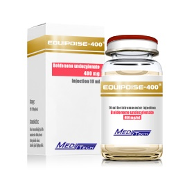 Equipoise-400 [Boldenone Undecylenate 4000mg] - 10ml - Meditech
