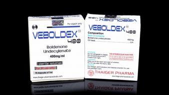 Veboldex 400 [Boldenone Undecylenate 4000mg] - 10 Amps - Thaiger Pharma